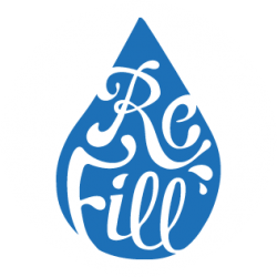water refill sustainability